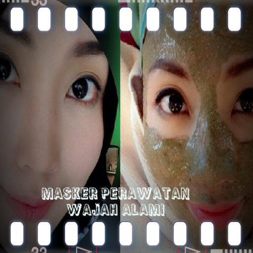 Masker Perawatan Wajah Alami 遊戲 App LOGO-硬是要APP