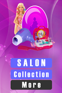 Girl Games Princess Salon Egg - náhled