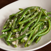 String Beans Stir-Fried with Minced Garlic