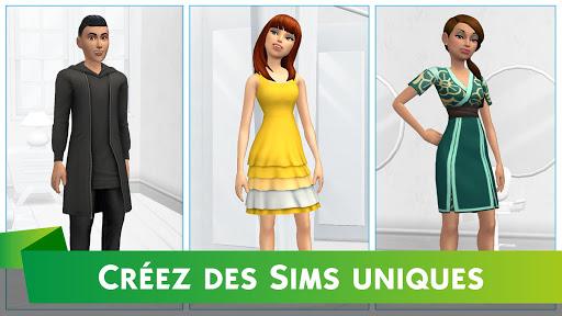 Les Simsu2122 Mobile  captures d'u00e9cran 1
