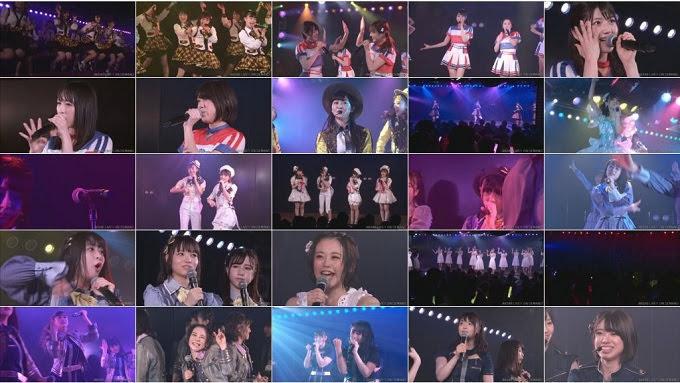 181127 (720p) AKB48 村山チーム4 「手をつなぎながら」公演 720p