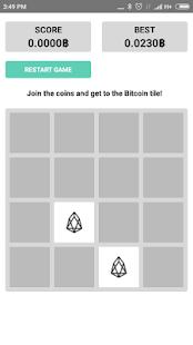 2048 Coins - náhled