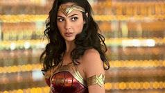 Gal Gadot en el papel de Wonder Woman.