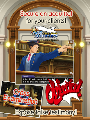 Ace Attorney: Dual Destinies- screenshot thumbnail
