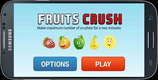 玩免費休閒APP|下載fruits crush app不用錢|硬是要APP