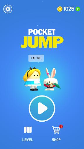 Pocket Jump : Casual Jumping Game 1.1.2 screenshots 1