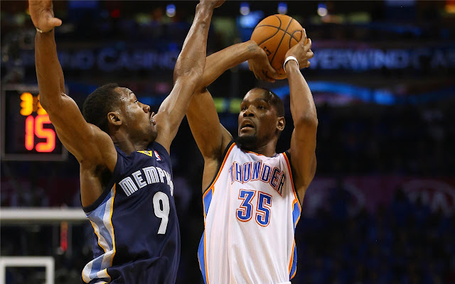 Kevin Durant Theme & New Tab