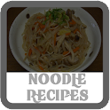 Noodle Recipes Full Complete icon