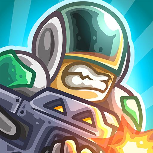 Iron Marines: rts offline game Icon