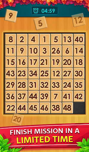 Number Puzzle - Classic Slide Puzzle - Num Riddle android2mod screenshots 8