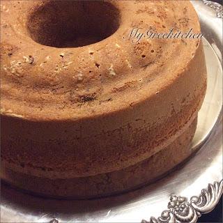 Cranberry Greek Yogurt Bundt Cake