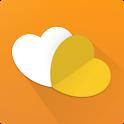 hi5 - meet, flirt, dating app icon