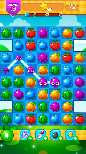 Fruits Link screenshot 1