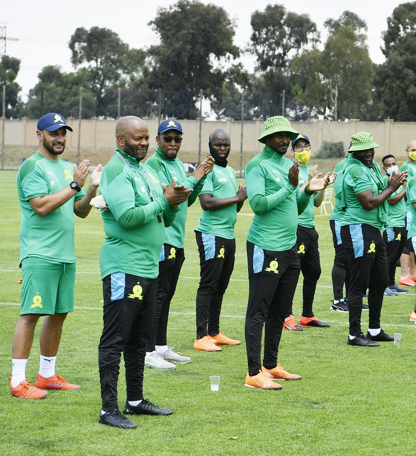 Erasmus starts for Sundowns as co-coaches make three changes to meet Chiefs