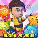 Rudra game new 2021 Rudra fight with Vicious verus icon