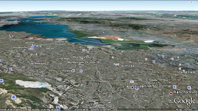 Photo: ¿te suena este mapa?, + d lo q imaginas: casi toda la tech q usamos ha salido d ste trocito d tierra :)