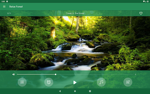 Relax Forest ~ Nature Sounds Premium v4 3 1 [Unlocked] [Latest