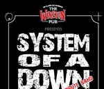 System Of A Down Tribute at The Winston : The Winston Pub