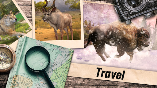 Hunting Clash: Animal Hunter Games, Deer Shooting modavailable screenshots 8