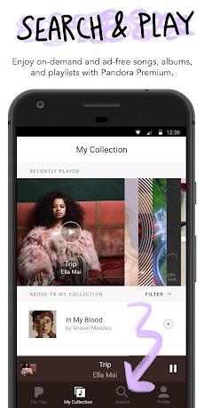 Pandora - Streaming Music, Radio & Podcastsのおすすめ画像5