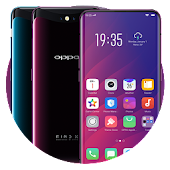 Themes for OPPO Find X: OPPO Find X wallpaper