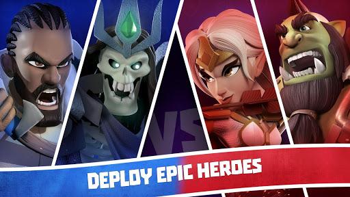 Castle Creeps Battle 1.11.1 {cheat|hack|gameplay|apk mod|resources generator} 3