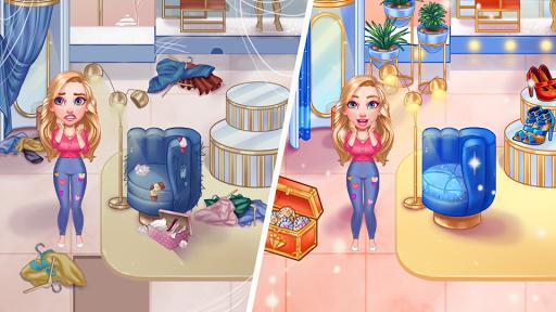 Emma's Journey: Fashion Shop apkpoly screenshots 16