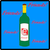 Spin the Bottle for Friends!