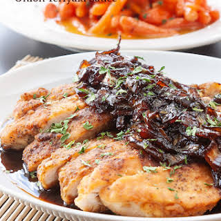 Pan Fried Chicken Sauce Recipes.
