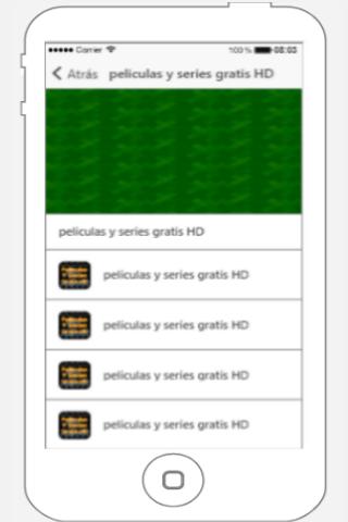 Películas y Series Gratis en Español Tutoriales 1.0 screenshots 3