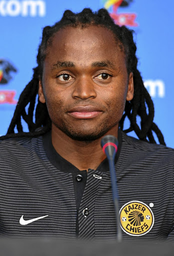 Siphiwe Tshabalala. Picture: JOHAN RYNNERS/GALLO IMAGES