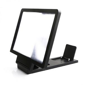 Amplificator imagine pentru smartphone, Negru