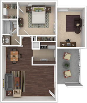Go to Beachside Floorplan page.