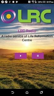 LRC Radio - náhled