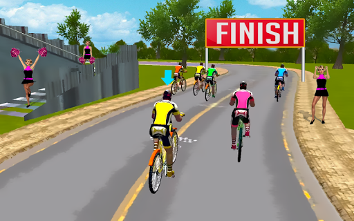 BMX Cycle Freestyle Race 3d apkmind screenshots 15