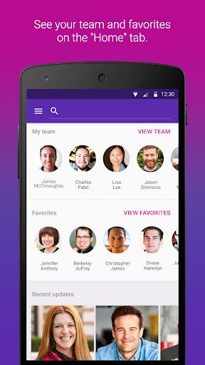 Jive Circle: Directory App