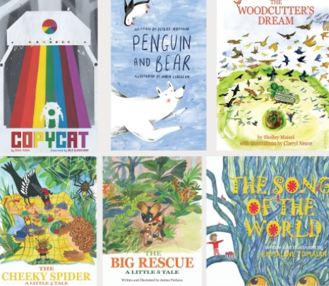 Savour these fun new titles and join readers on many adventures with fascinating characters.