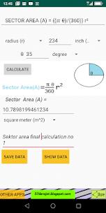 Circle Calculator 2