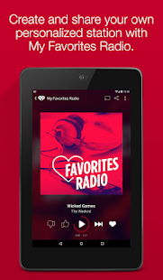 iHeartRadio Free Music & Radio Screenshot 20