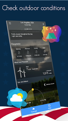 Weather today - Live Weather Forecast Apps 2020 13.0 Screenshots 5