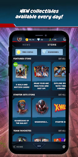 Marvel Collect! by Toppsu00ae Card Trader apktram screenshots 3