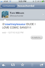 Photo: That one time Tom Milsom @replied me on Twitter