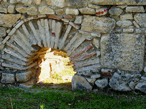 Photo: Byllis, Justinian Baths next to the Stadion