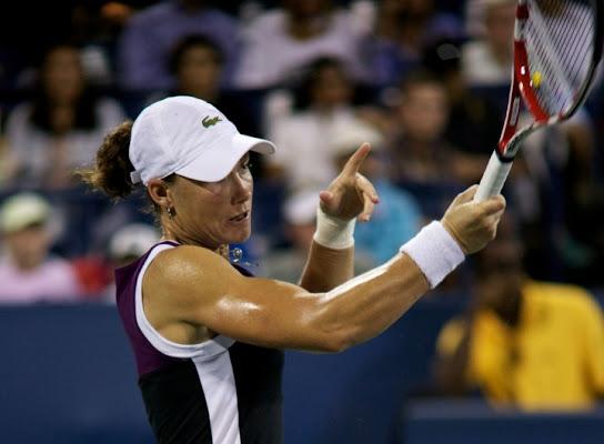 Samantha Stosur, US Open 2011 di mretina