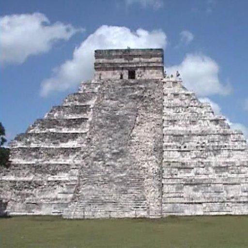 旅游のメキシコ:チチェン・イッツァ遺跡(MX003) LOGO-記事Game