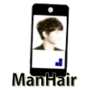 ManHair (Diary For bald sign) icon