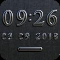 BERLIN Digital Clock Widget icon
