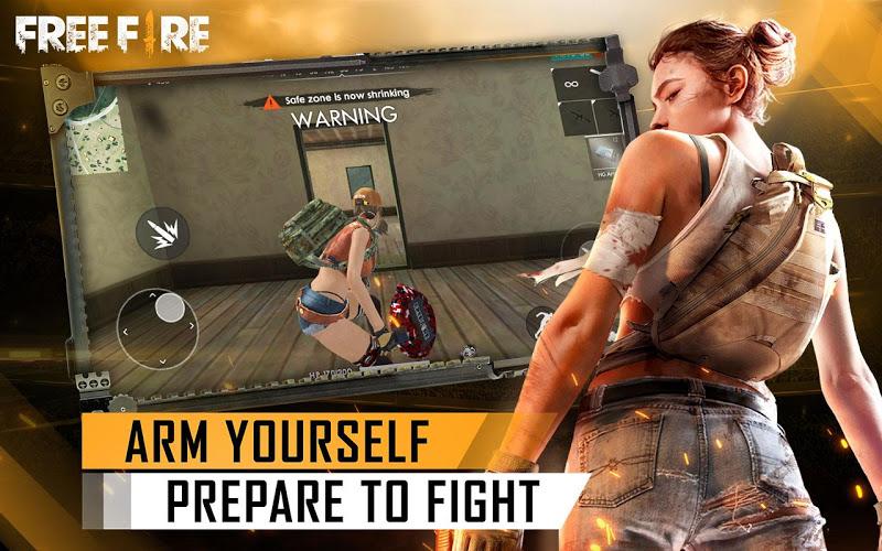 Garena Free Fire Screenshot 11