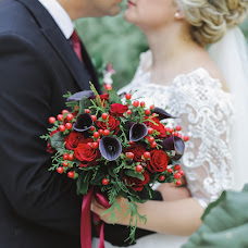 Wedding photographer Anna Voroshnina (AnnaMoriss). Photo of 22.09.2017