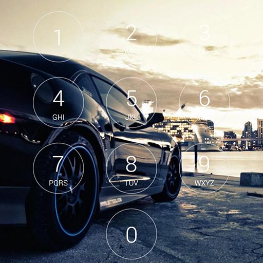 Car Lock Screen Live Wallpaper Apps On Google Play
